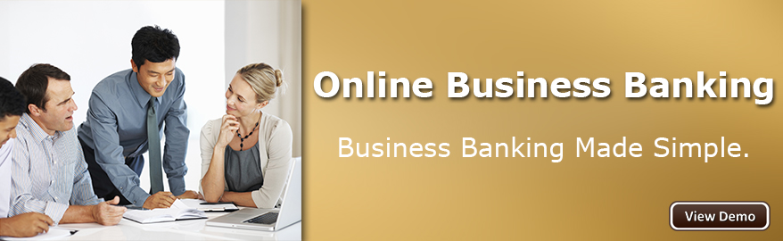 Online Business Banking. Business Banking Made Simple